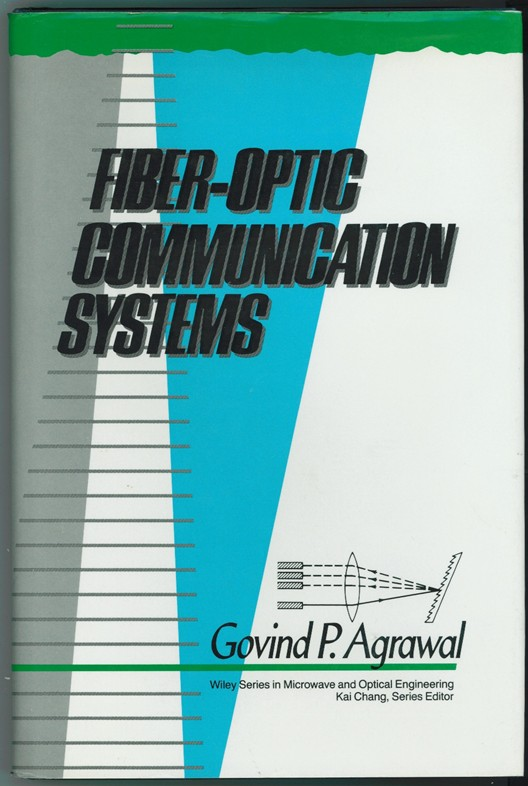 Image for Fiber-Optic Communication Systems