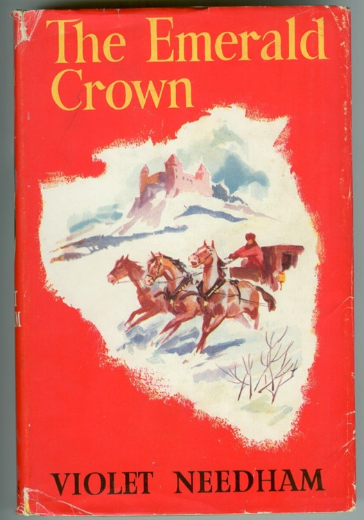 Image for The Emerald Crown