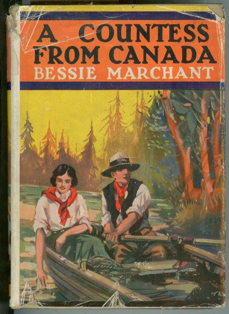 Image for Countess From Canada; a Story of a Life in the Backwoods