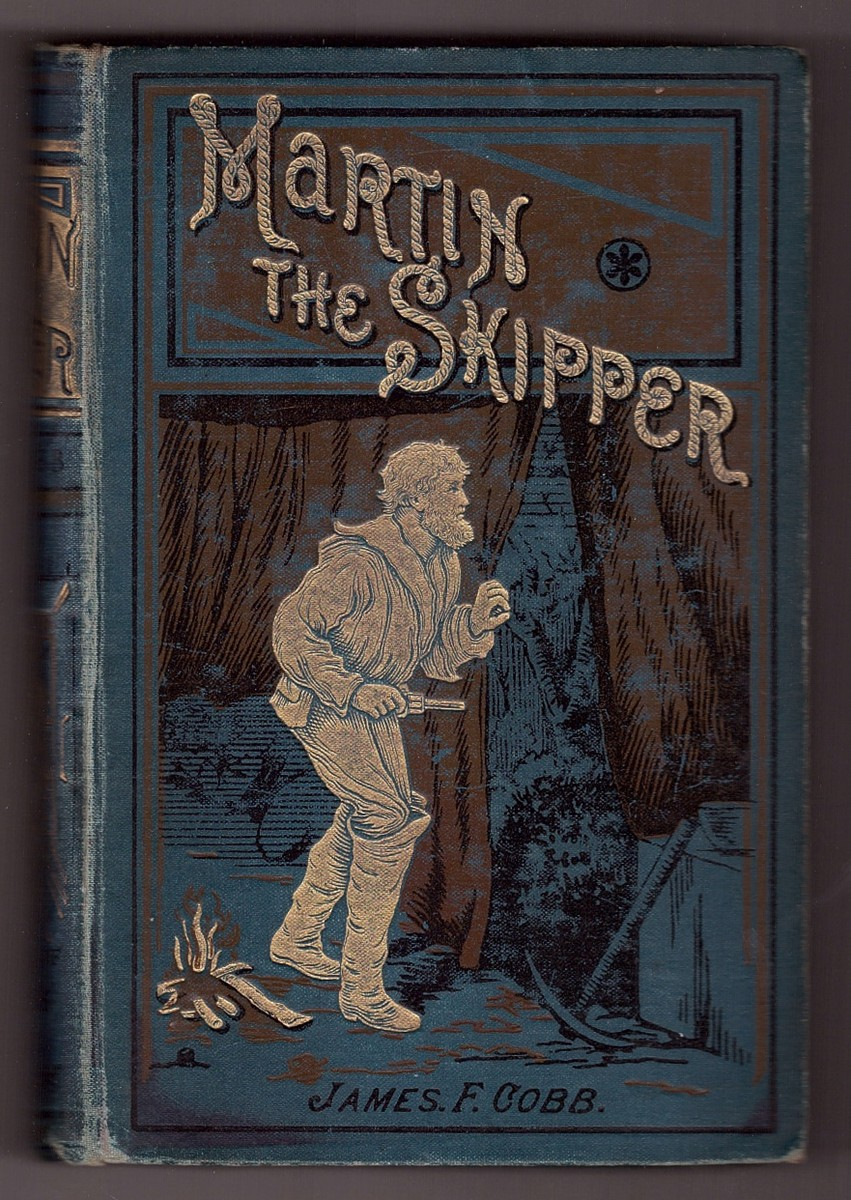 Image for Martin the Skipper; a Tale for Boys and Seafaring Folk