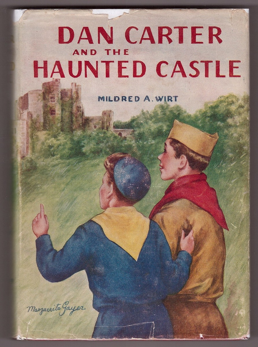 Image for Dan Carter and the Haunted Castle