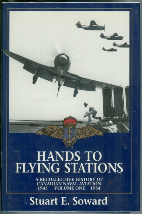 Image for Hands to Flying Stations;  A Recollective History of Canadian Naval Aviation