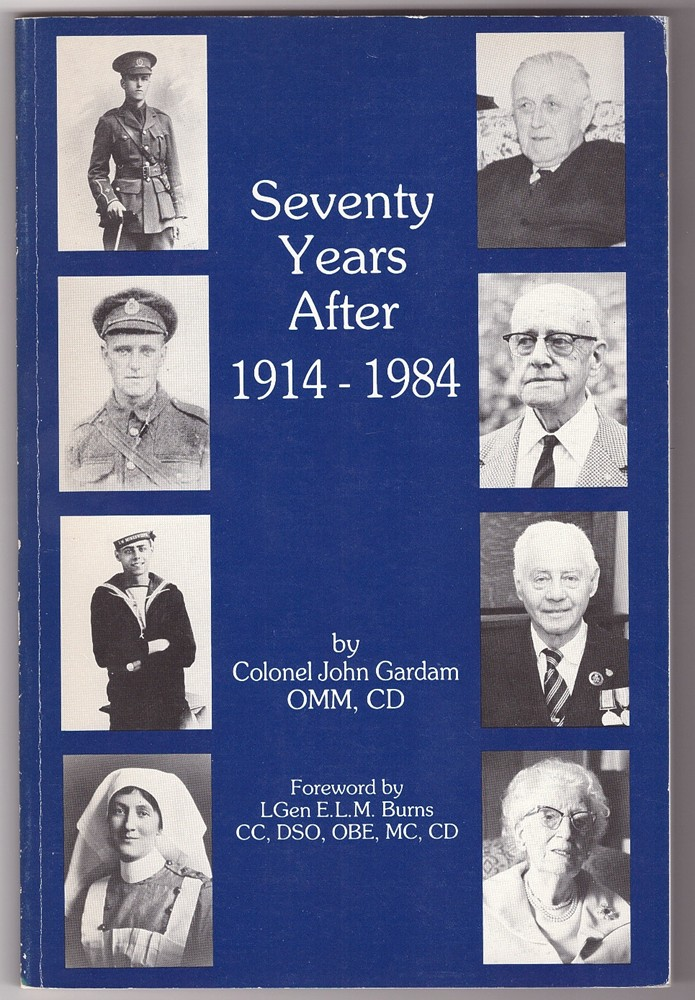 Image for Seventy Years After 1914-1984