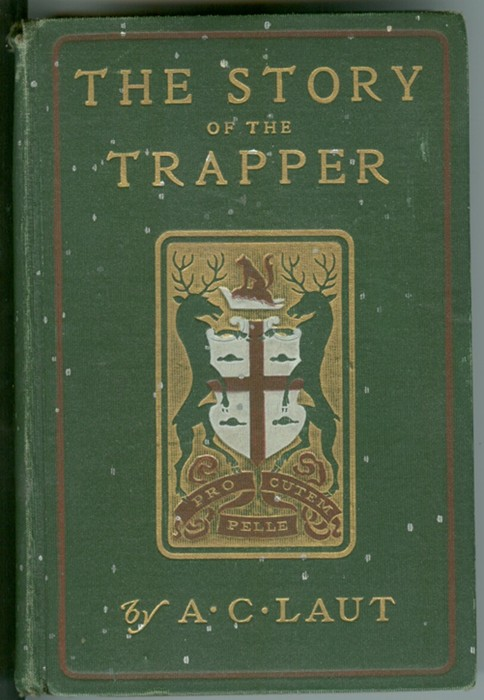 Image for The story of the trapper,