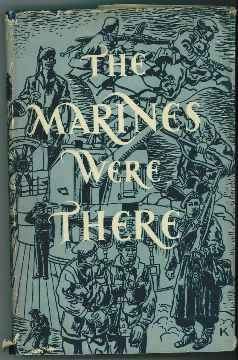 Image for Marines Were There; Story of the Royal Marines in the Second World War