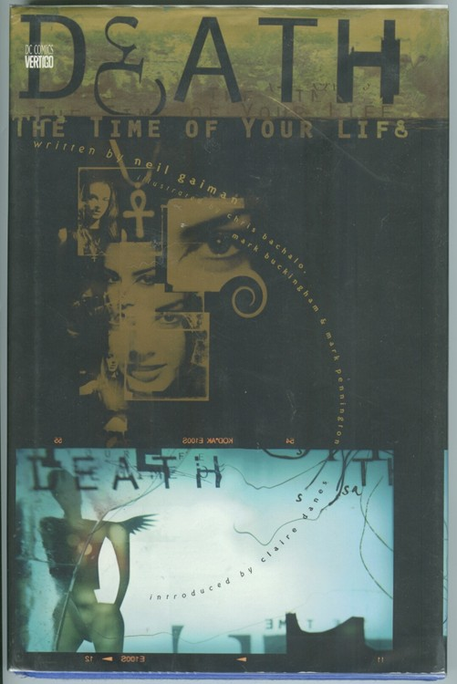 Image for Death;  the Time of Your Life