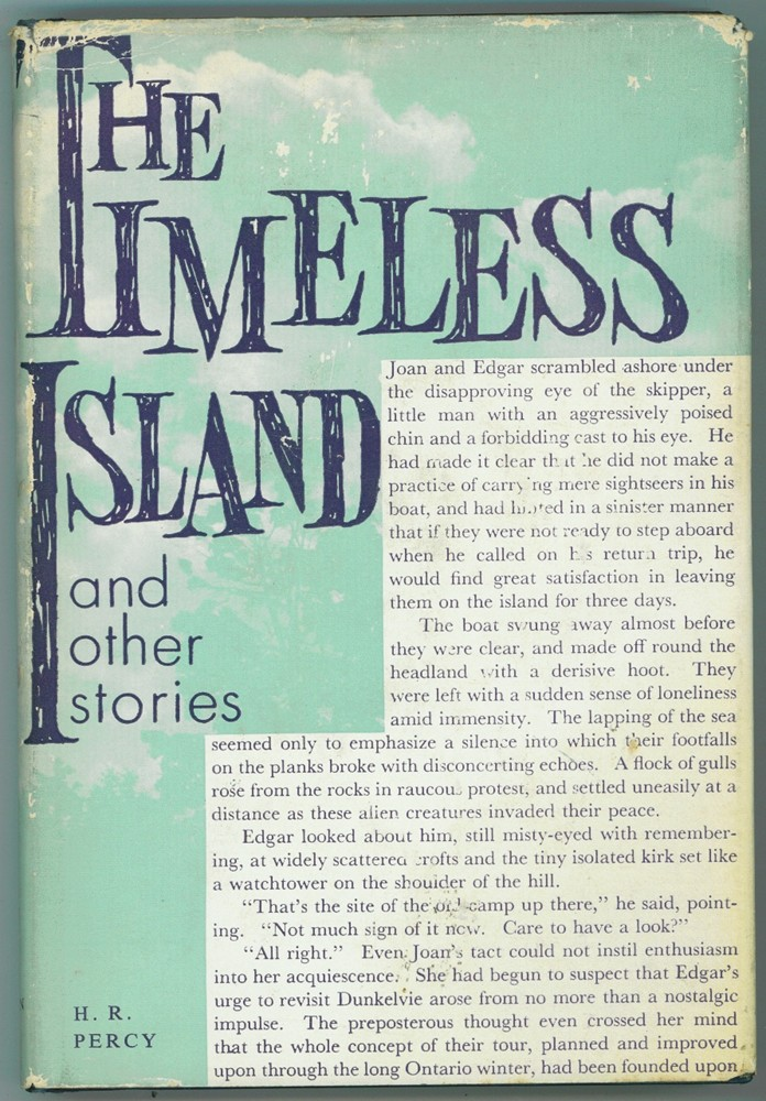 Image for THE TIMELESS ISLAND AND OTHER STORIES