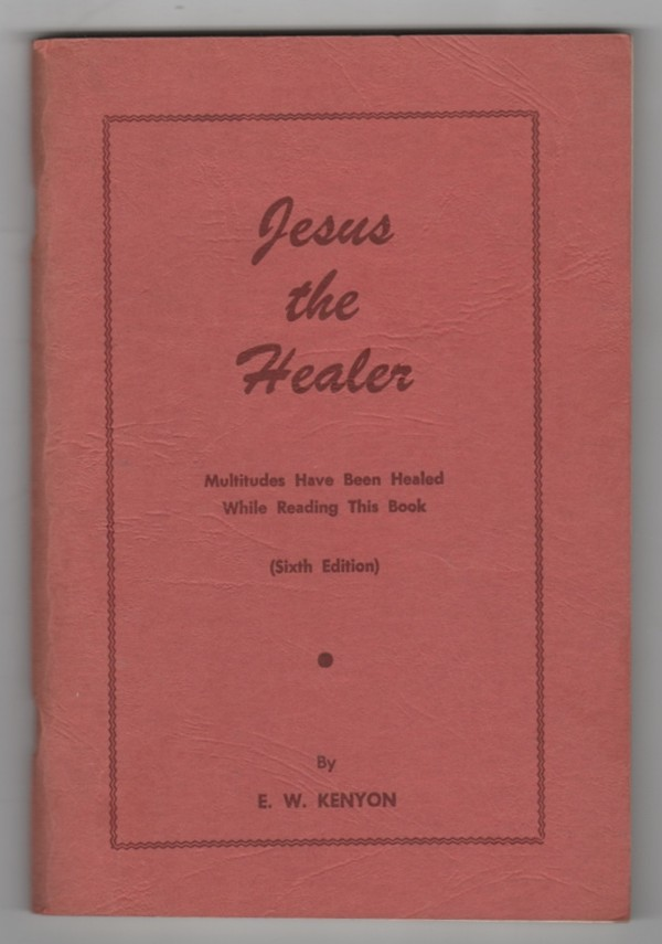 Image for Jesus the Healer
