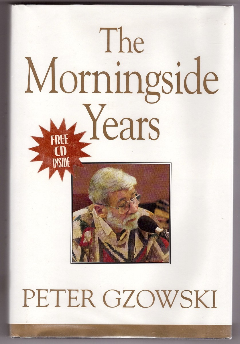 Image for The Morningside Years (with CD)