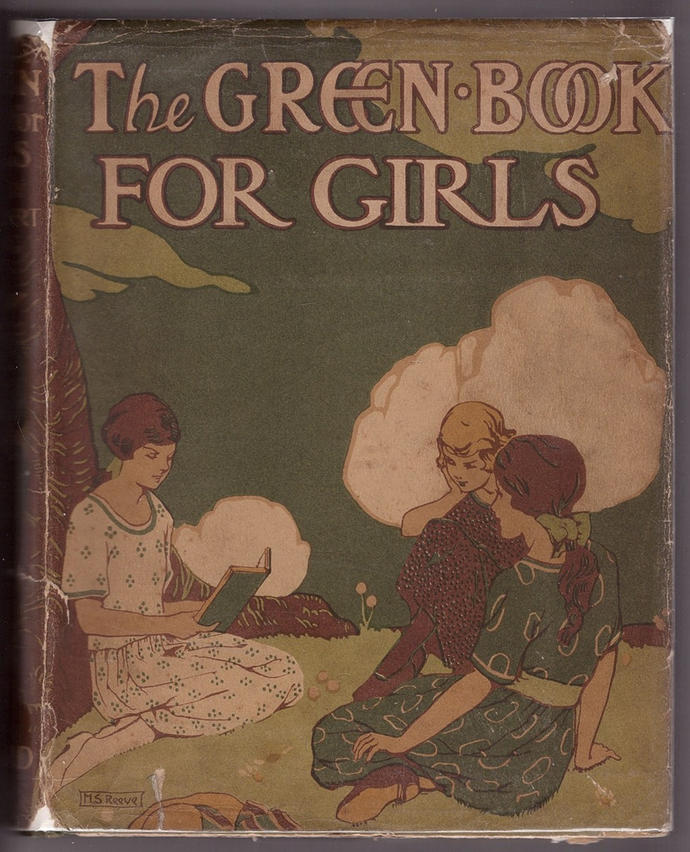 Image for The Green Book for Girls