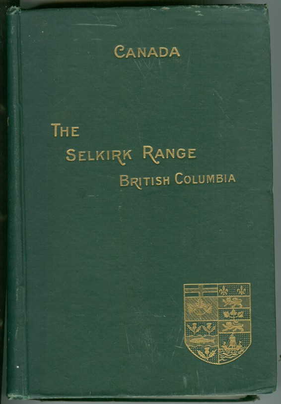 Image for The Selkirk Range Vol. 1