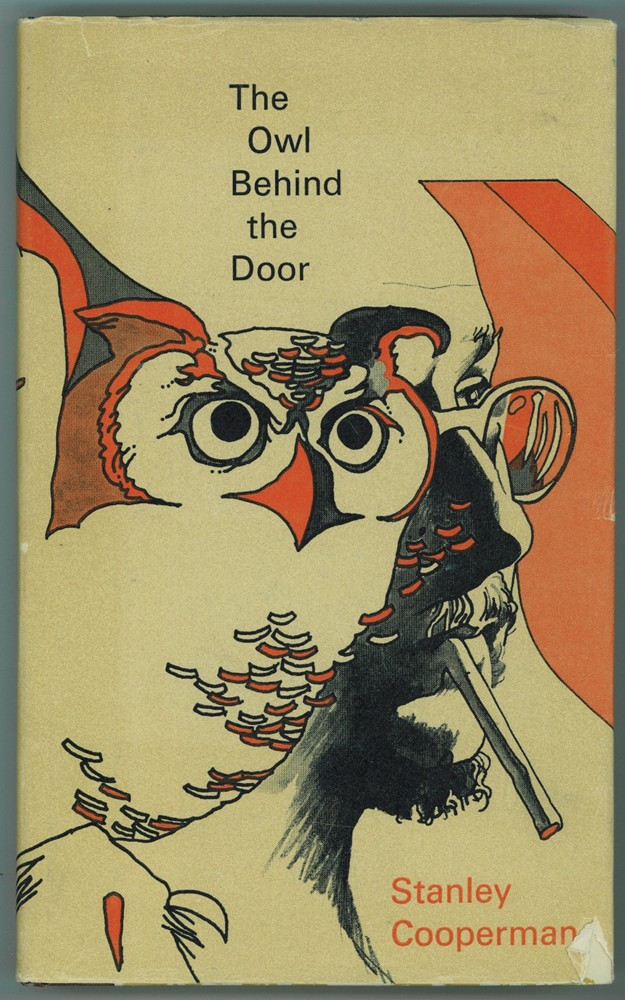 Image for THE OWL BEHIND THE DOOR