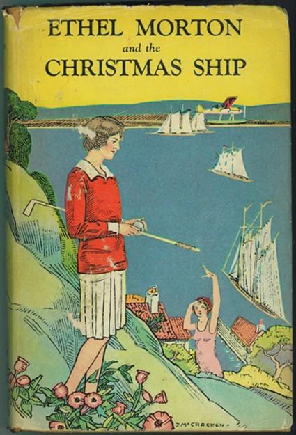 Image for ETHEL MORTON AND THE CHRISTMAS SHIP