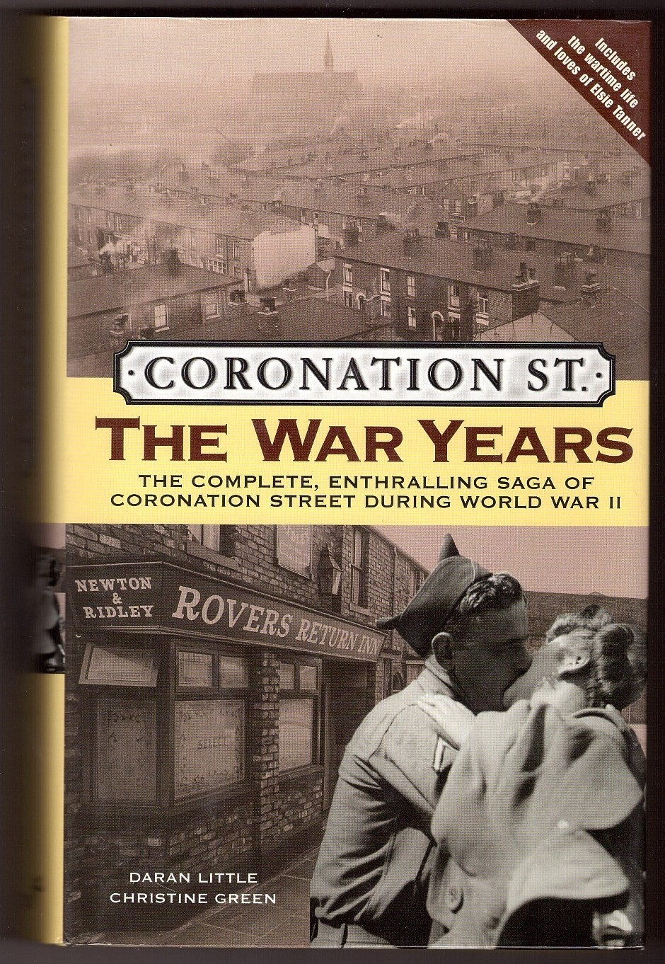 Image for CORONATION ST. - The War Years   The Complete , Enthralling Saga of Coronation Street During World War II