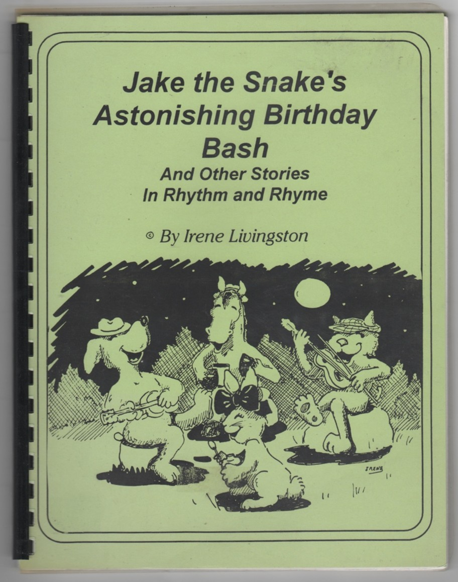 Image for Jake the Snake's Astonishing Birthday Bash and Other Stories in Rhythm and Rhyme