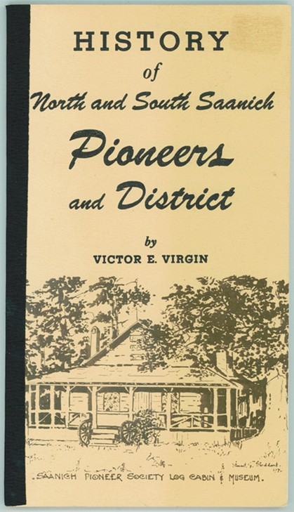 Image for History of North and South Saanich Pioneers and District
