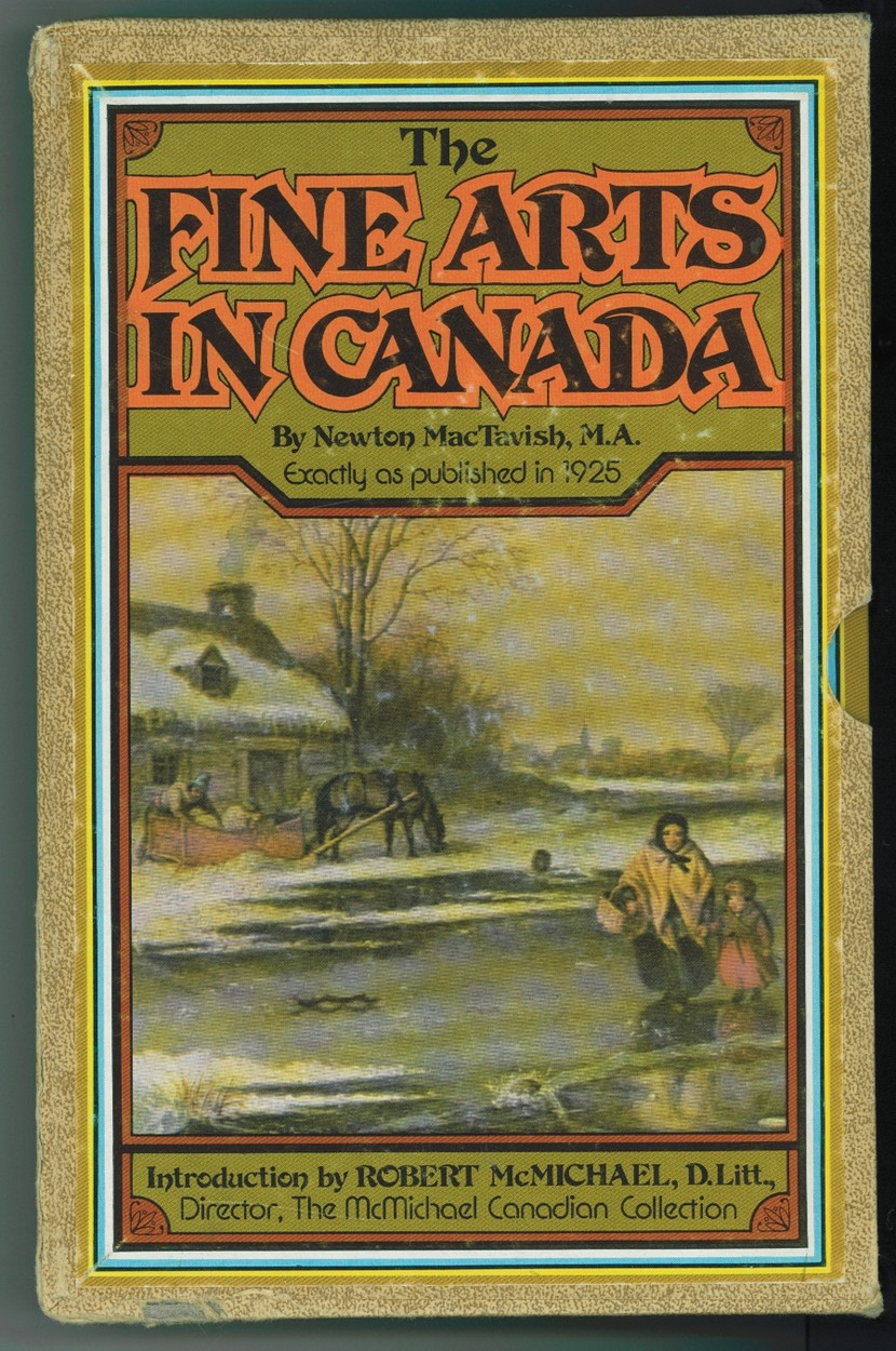 Image for THE FINE ARTS IN CANADA