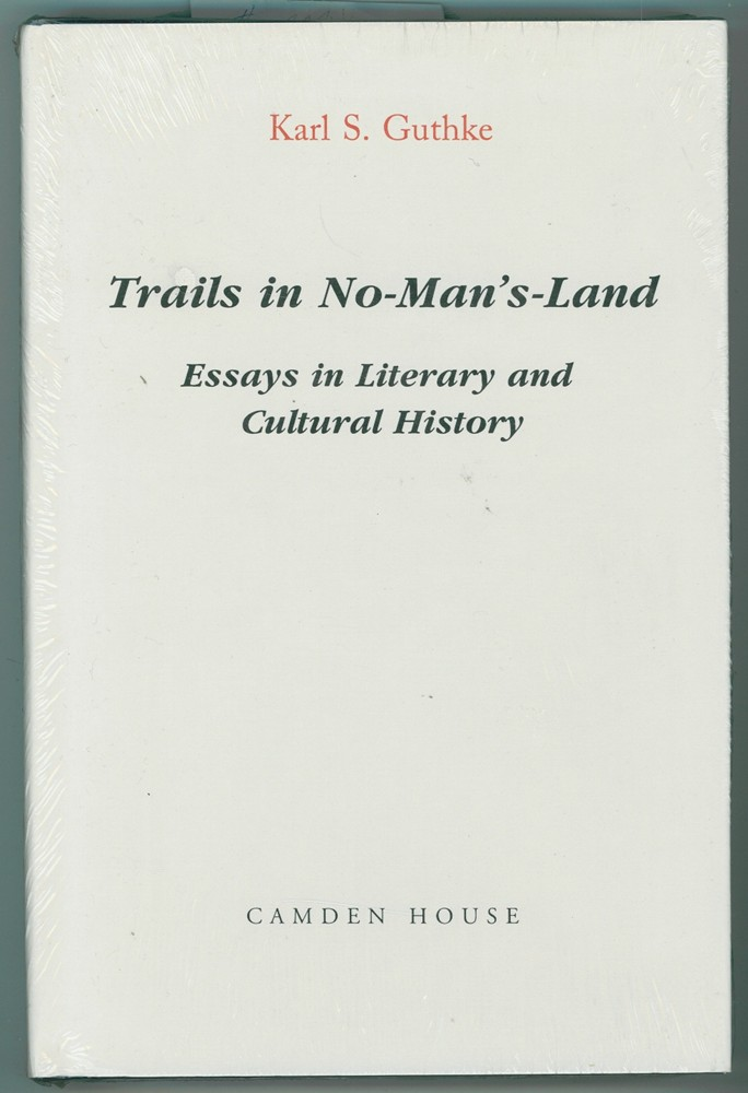 Image for Trails in No-Man's Land  Essays in Cultural and Literary History