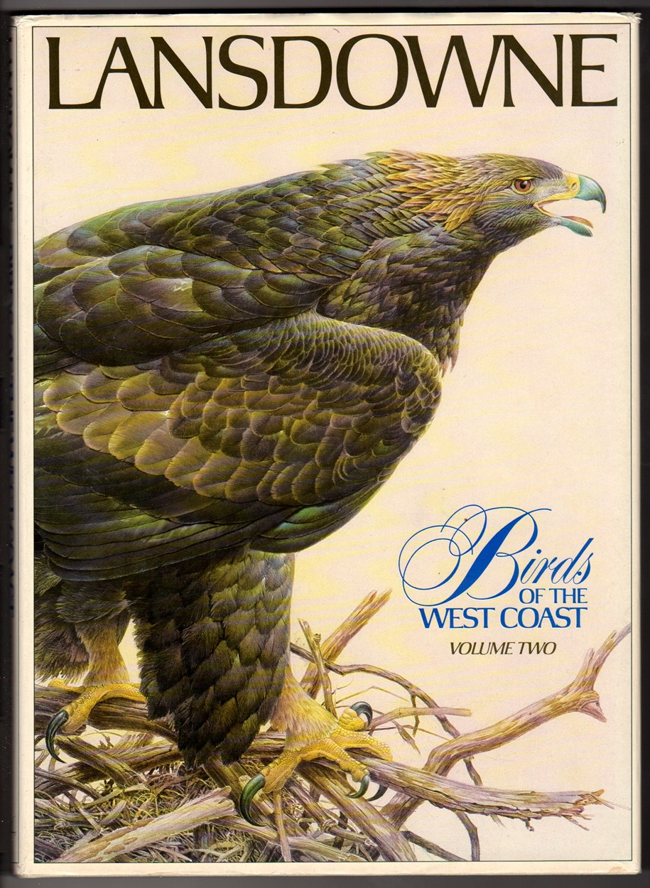 Image for Birds of the West Coast; Volume Two
