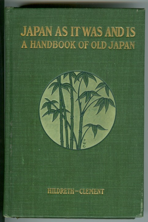 "Image for Hildreth's ""Japan As It Was and Is""; A Handbook of Old Japan"