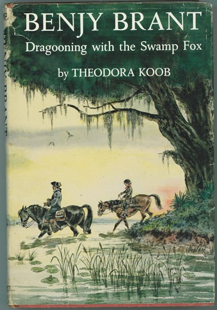 Image for Benjy Brant   Dragooning with the Swamp Fox