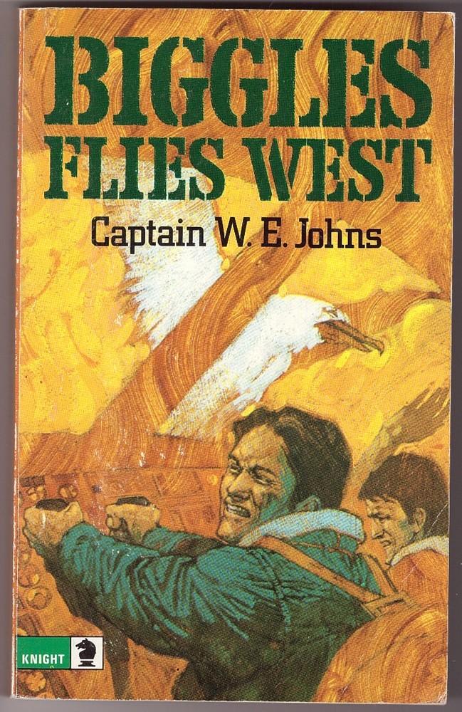 Image for Biggles Flies West