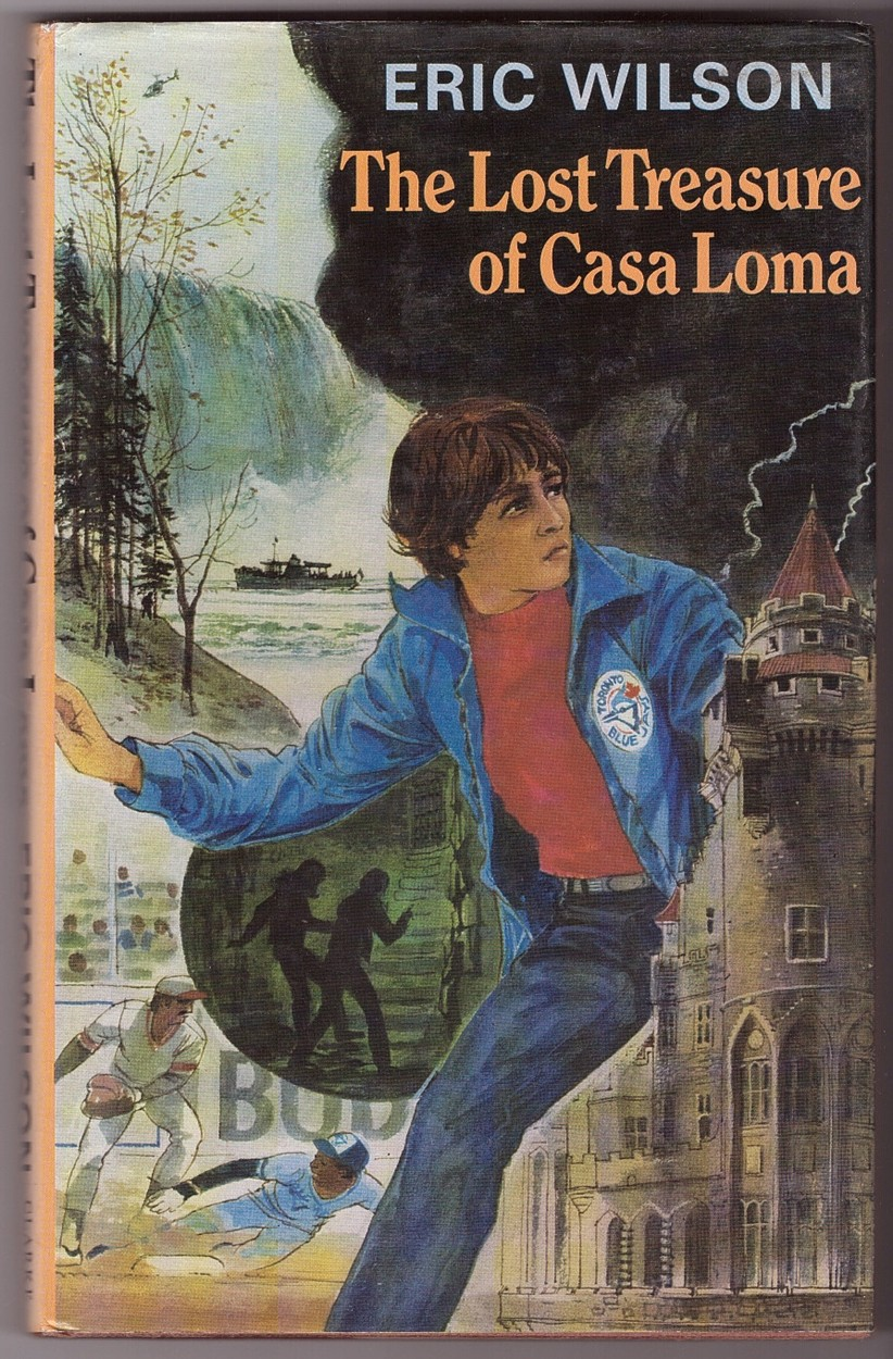 Image for The Lost Treasure of Casa Loma
