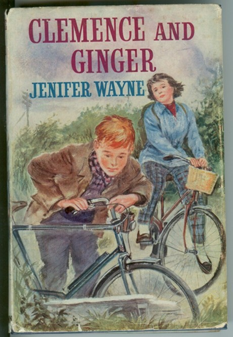 Image for Clemence and Ginger