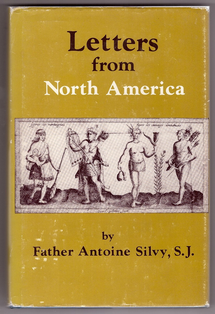 Image for Letters from North America