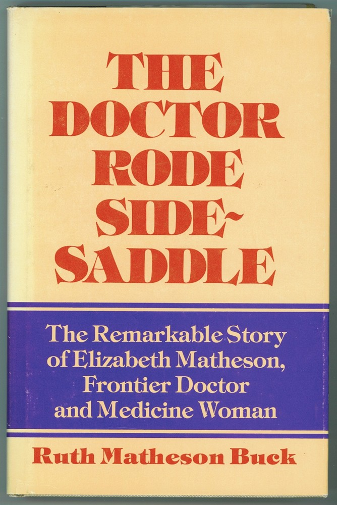 Image for The Doctor Rode Side-saddle
