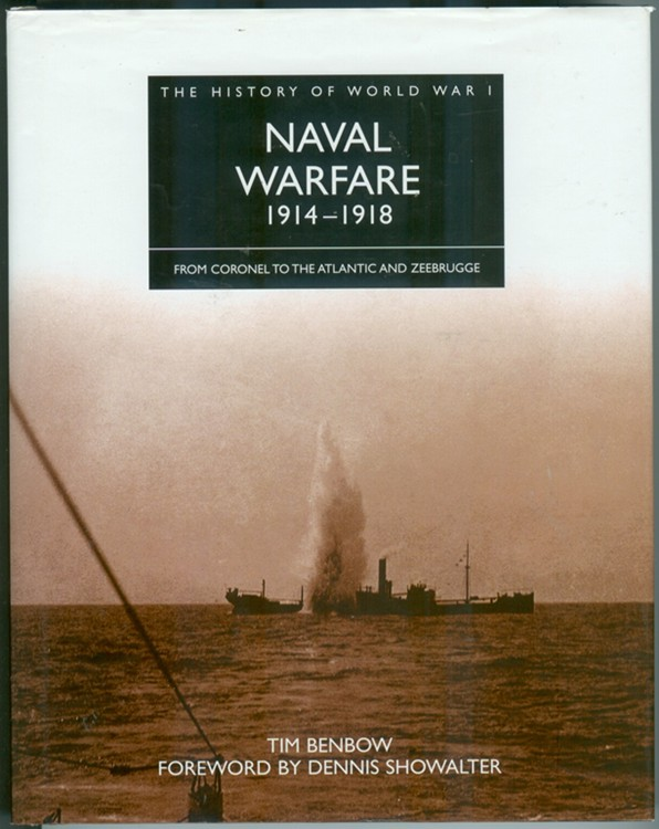 Image for Naval Warfare 1914-1918  From Coronel To The Atlantic And Zeebrugge