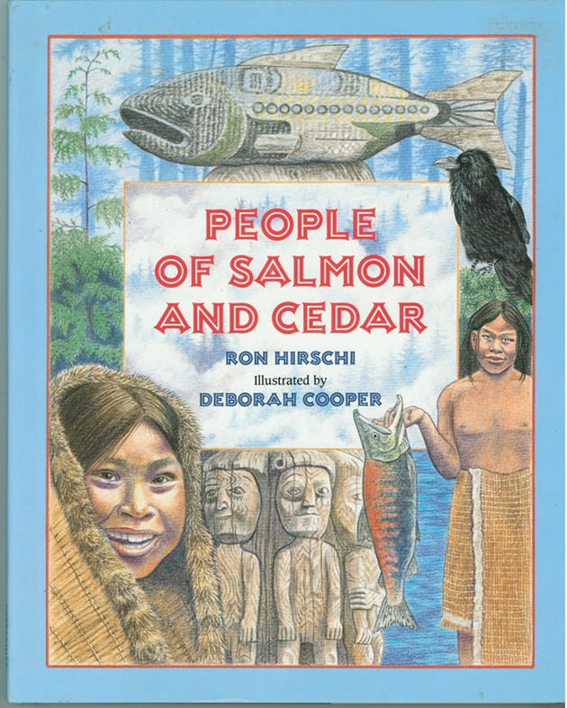 Image for People of Salmon and Cedar