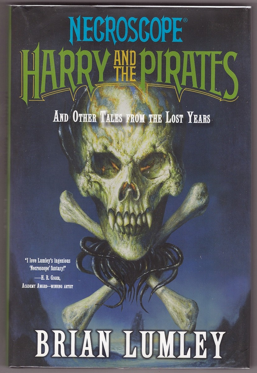 Image for Necroscope  Harry and the Pirates: and Other Tales from the Lost Years