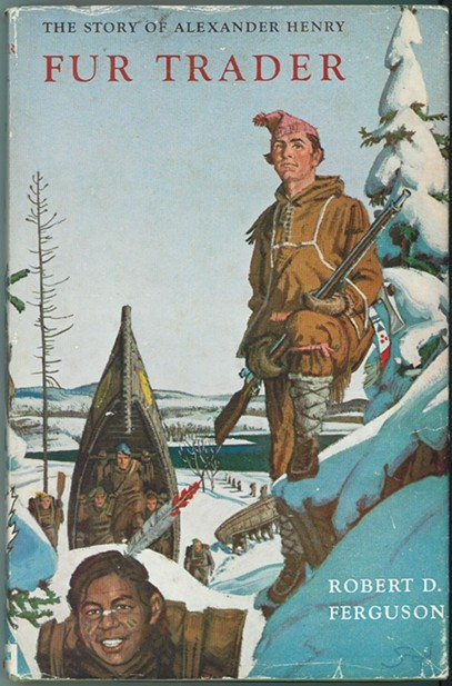 Image for Fur Trader  The Story of Alexander Henry