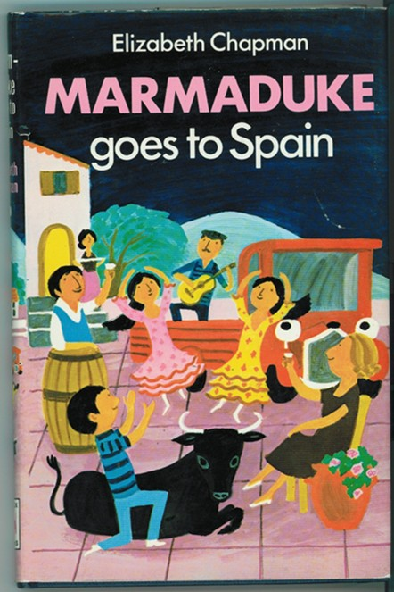 Image for Marmaduke Goes to Spain