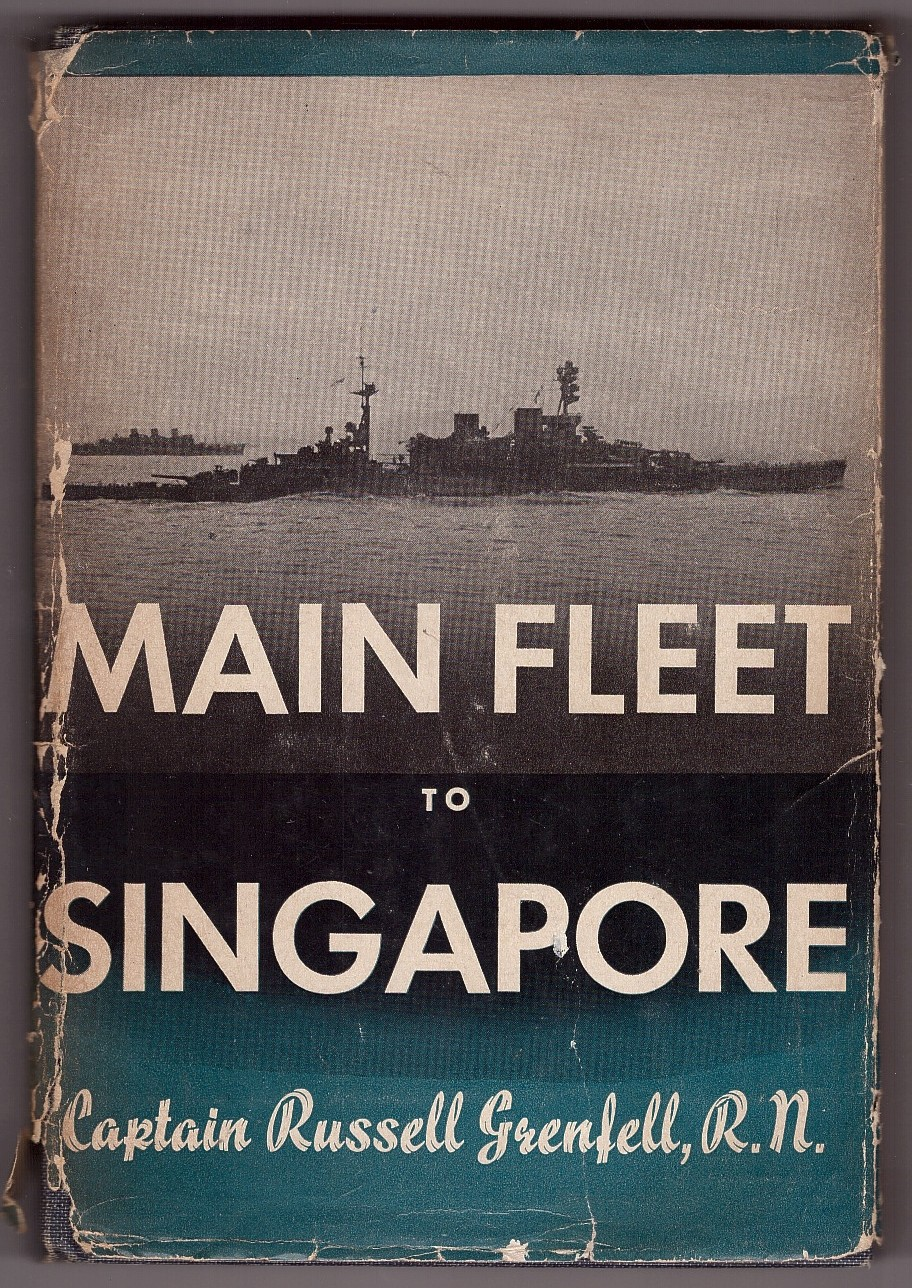 Image for Main Fleet to Singapore