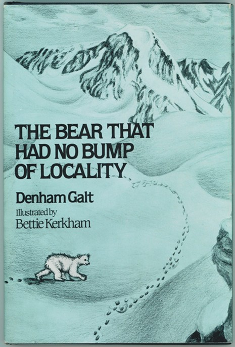 Image for The Bear That Had No Bump of Locality