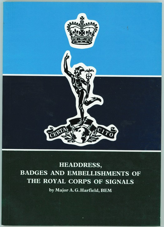Image for Headdress, Badges & Embellishments of the Royal Corps of Signals