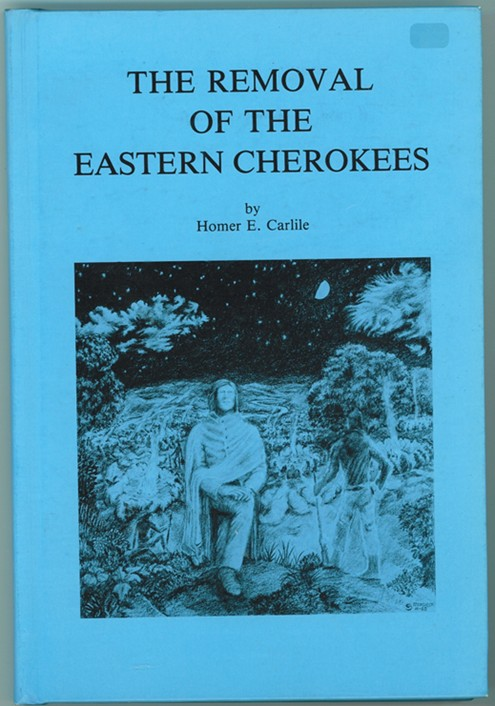 Image for The Removal of the Eastern Cherokees