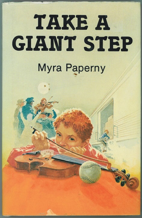 Image for Take a Giant Step