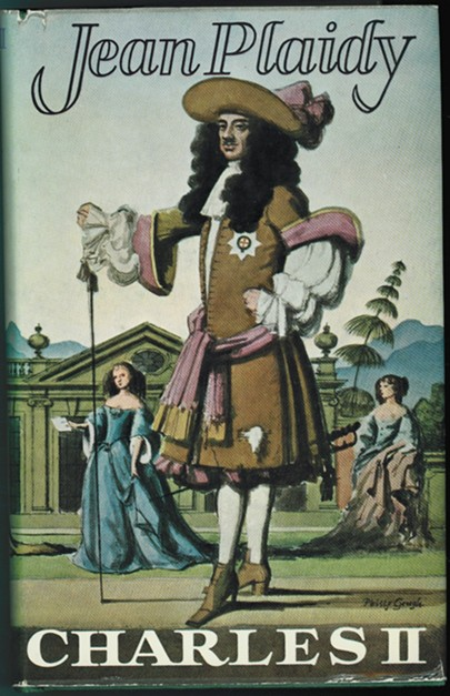 Image for Charles II : Trilogy The Wandering Prince; A Health Unto His Majesty and Here Lies Our Sovereign Lord