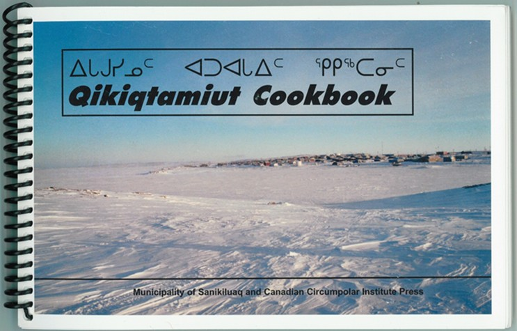 Image for Qikiqtamiut Cookbook