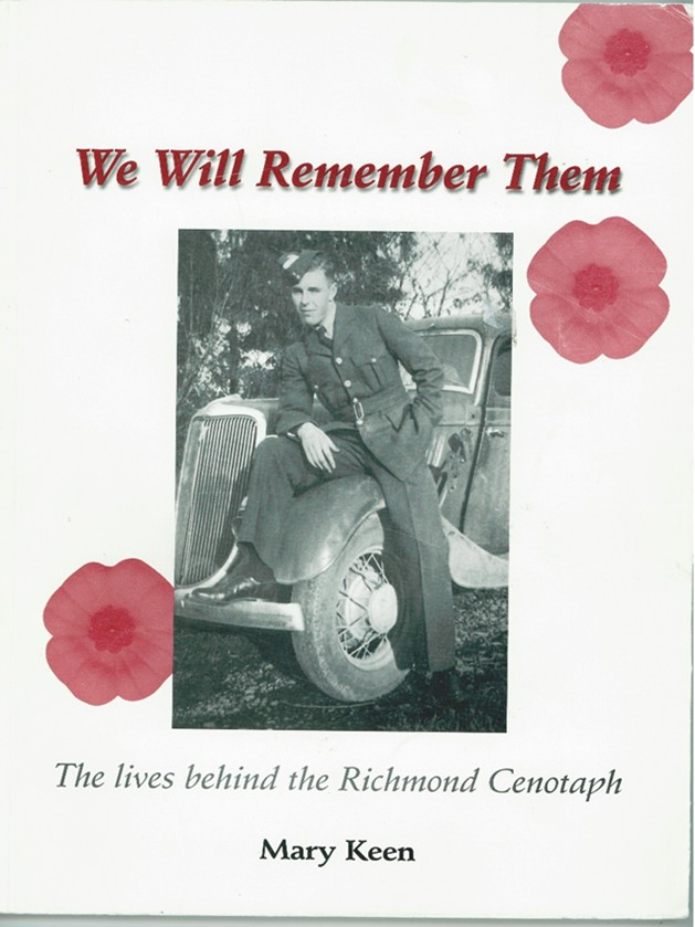 Image for We Will Remember Them  The lives behind the Richmond Cenotaph