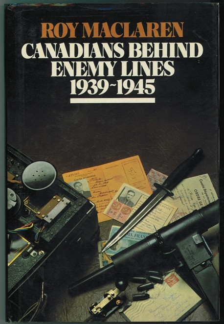 Image for Canadians Behind Enemy Lines  1939-1945