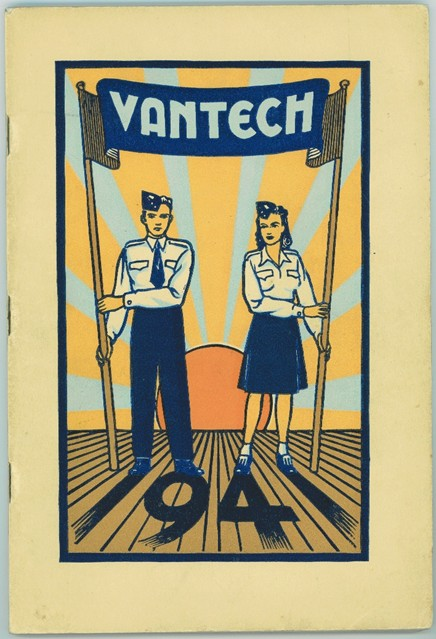 Image for The Vantech  Vol. XX, No. 1, Easter, 1941