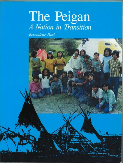 Image for The Peigan  A Nation in Transition