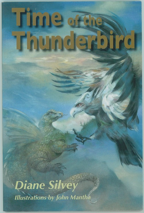 Image for Time of the Thunderbird
