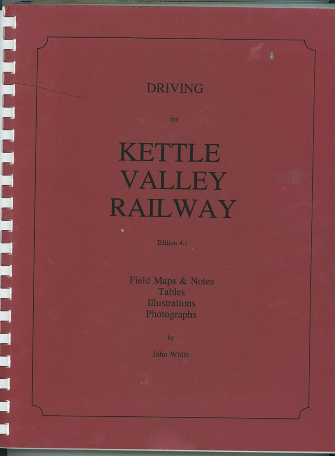 Image for Driving the Kettle Valley Railway