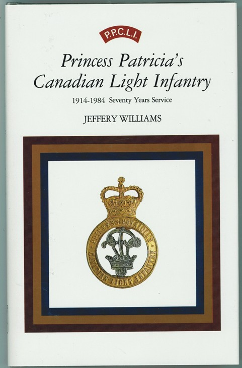 Image for Princess Patricia's Canadian Light Infantry 1914-1984