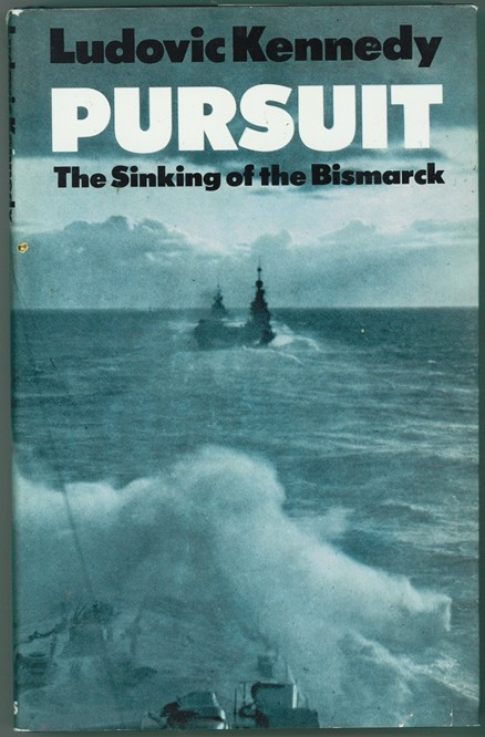 "Image for Pursuit  The Sinking of the ""Bismarck"""